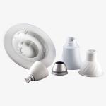 بدنه و پایه لامپها و چراغهای LED