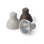 بدنه و لنز لامپهای هالوژنی